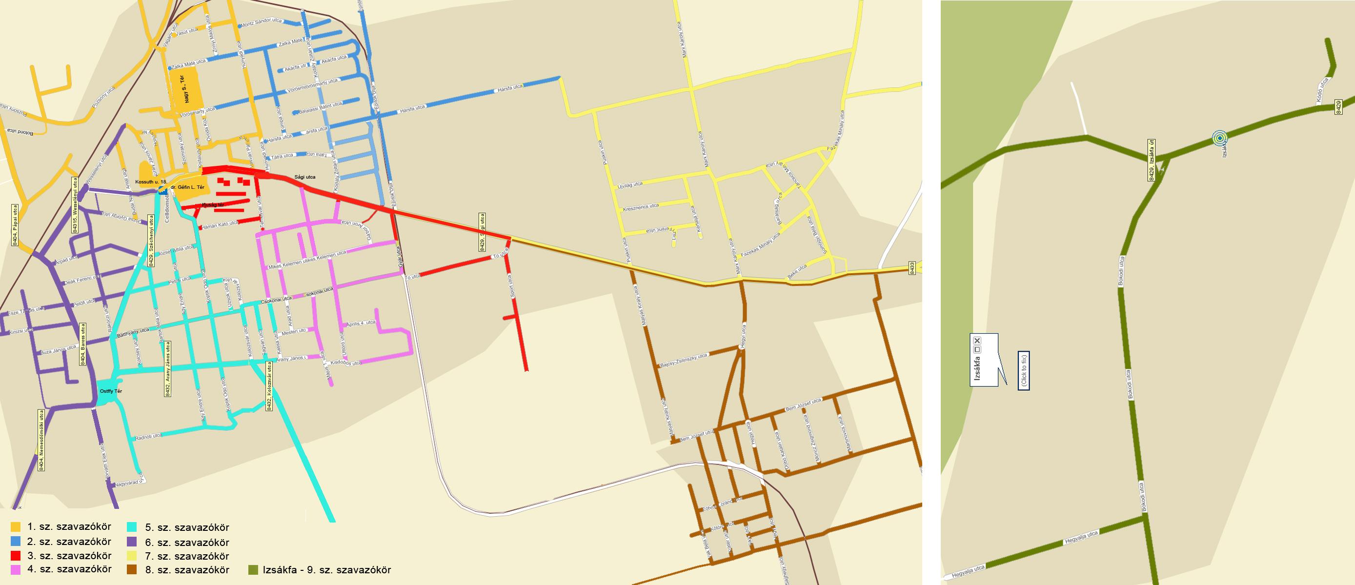 celldömölk térkép Celldömölk Város Honlapja celldömölk térkép